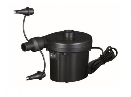 INFLADOR ELECTRICO CON 3 BOQUILLAS 62056