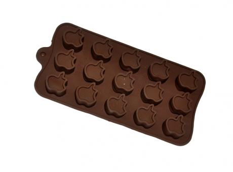 MOLDE SILICONA CHOCOLATE SL-15 MODELOS VARIOS