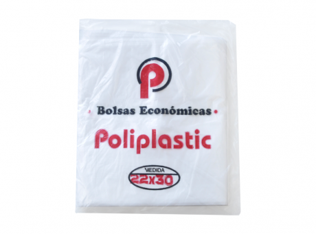 BOLSA CAMISILLA 22X30 ECO POL C50