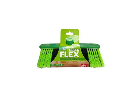 ESCOBA PLAST. R.367 GREEN FLEX ODIM /367