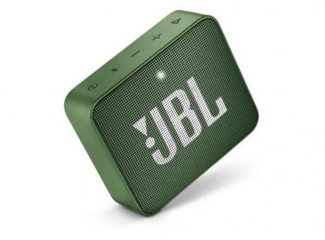 PARLANTE JBL GO 2 VERDE