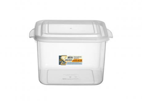 TAPER PLASTICO 4,0 LTS R.0272 CUADRADO RISCHIOTO/0272