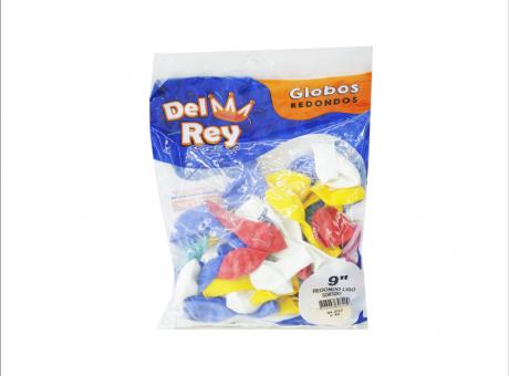 GLOBO DEL REY SURTIDO NRO 9X50