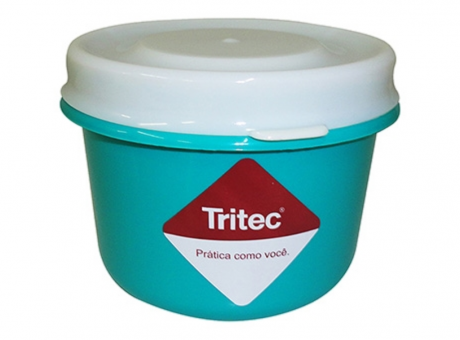 TAPER PLAST. 500ML RED R.654 TRITEC /654