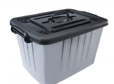 ORGANIZADOR PLAST. N° 5 R.9357 GRIS PLASNEW