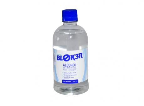 ALCOHOL LIQUIDO AL 70% 500ML TOTAL BLOCK