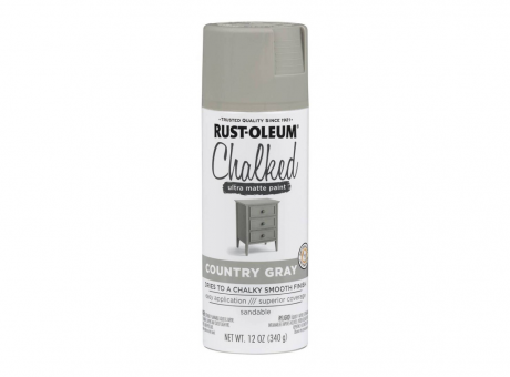 PINTURA CHALKED GRIS CAMPESTREULTRA MATE340g